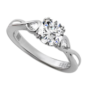 Frederic Sage Bridal Ring-348881