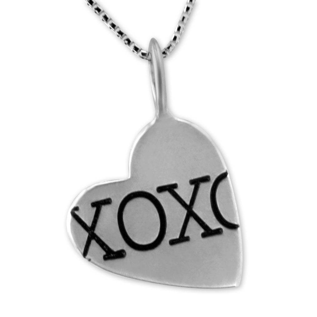 339497-Heather Moore Jewelry Large Heart Charm