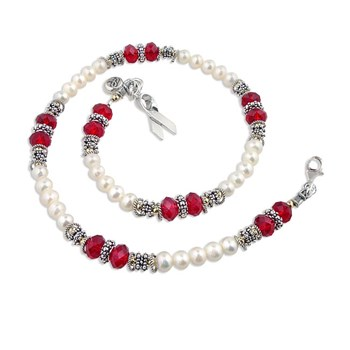 Heart Awareness Necklace 3-179478