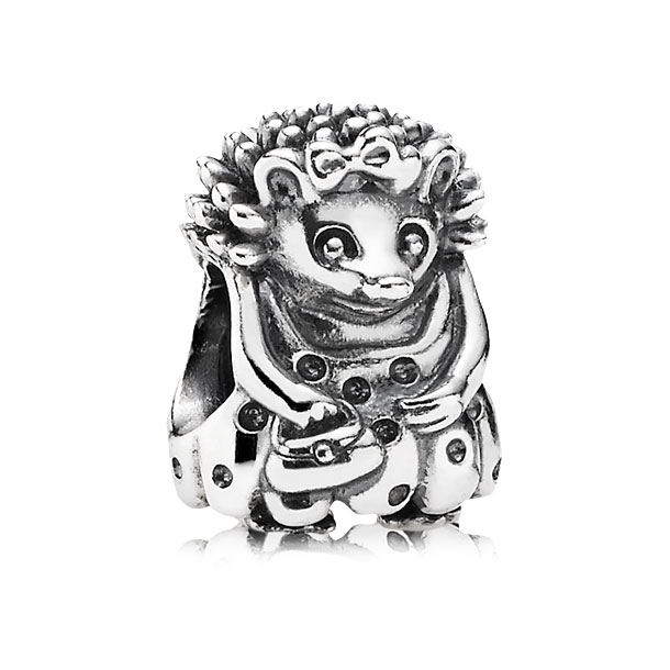 344253-PANDORA Miss Hedgehog Charm