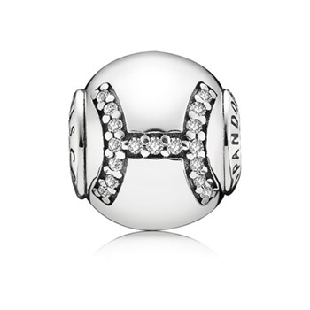 346726-PANDORA ESSENCE Collection PISCES Charm RETIRED LIMITED QUANTITIES!