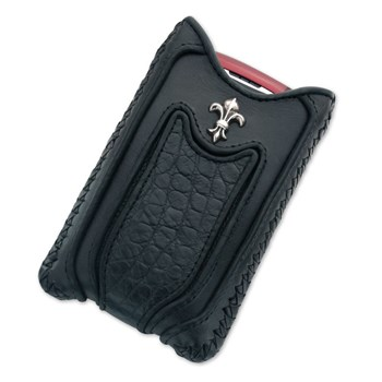 Black Australian Crocodile Phone Case-321624