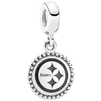 346565-PANDORA Pittsburgh Steelers NFL Hanging Charm