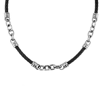 Signature Cable Necklace-340780