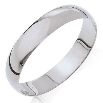 Women's 4mm Wedding Band