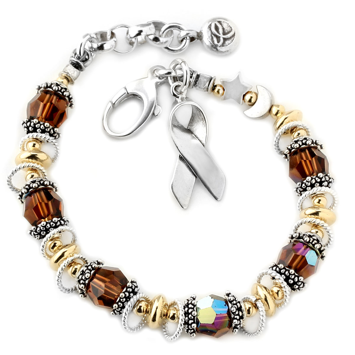 179140-Childhood Cancer - Awareness Bracelet