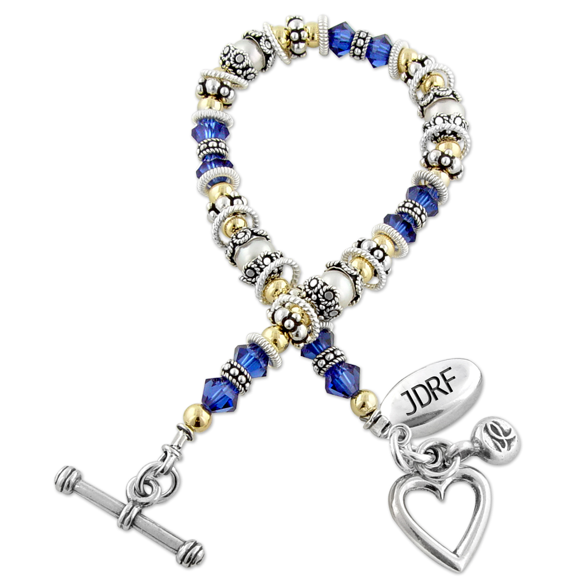 Juvenile Diabetes (JDRF) Awareness Bracelet