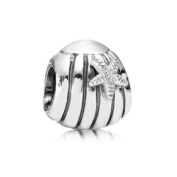 PANDORA Seashell Charm RETIRED LIMITED QUANTITIES!