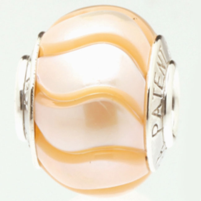 339128-Galatea Peach Levitation Pearl