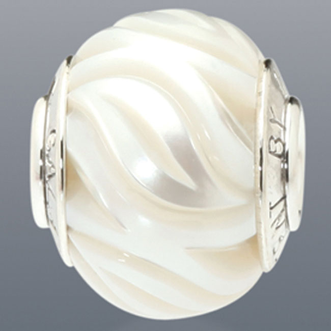 339077-Galatea White Levitation Pearl