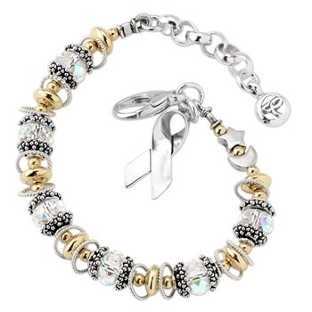 Bone Cancer Awareness Bracelet-187794