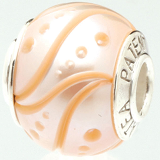 339110-Galatea Peach Levitation Pearl