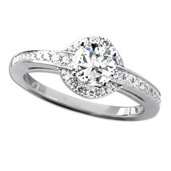 Frederic Sage Bridal Ring-348869