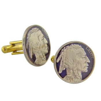 Coin Cuff Links-227933
