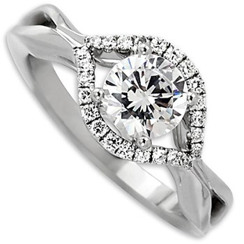 Frederic Sage Bridal Ring-340938