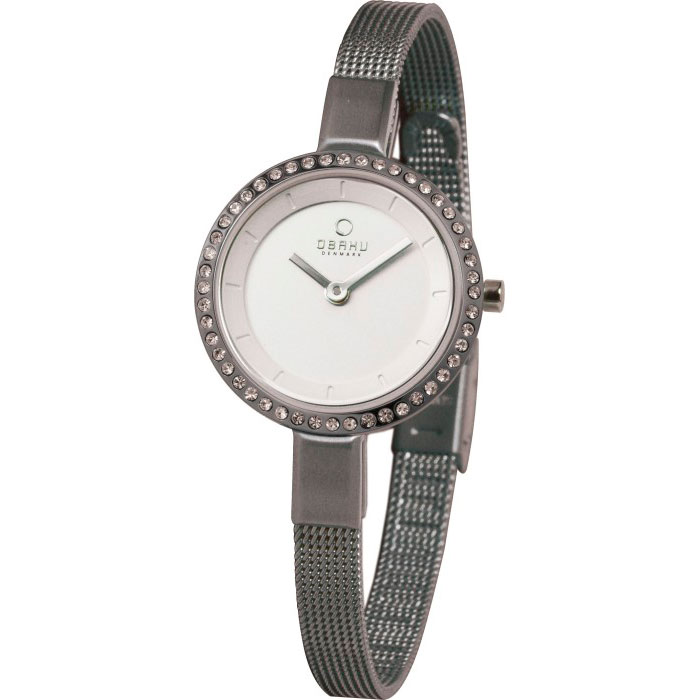500-19-Obaku Women's Stainless Steel Watch