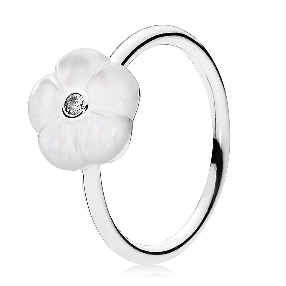 PANDORA Luminous Florals Ring