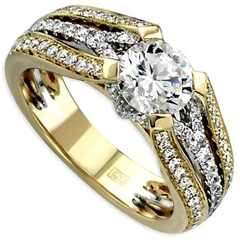 Frederic Sage Bridal Ring-340964