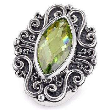 340686-Lori Bonn August Teacher's Pet Birthstone Slide Charm
