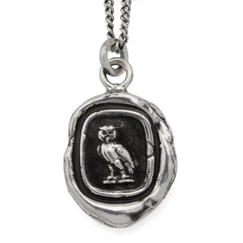 605-01182-Watchman Talisman Necklace