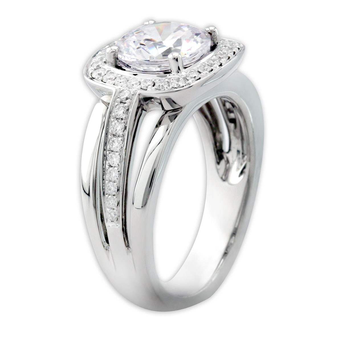 334699-Frederic Sage Bridal Ring