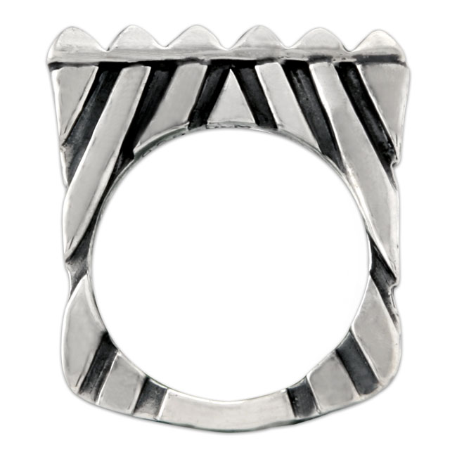 332710-Dian Malouf Sterling Silver Ring