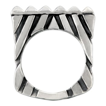 Dian Malouf Sterling Silver Ring-332710
