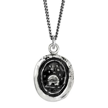 605-01313-Teamwork Talisman Necklace