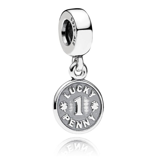 347072-PANDORA Lucky Penny Dangle