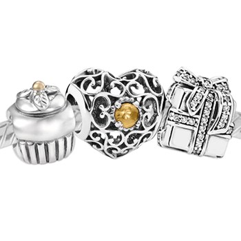 3388-PANDORA Happy November Birthday Set