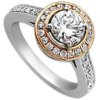Frederic Sage Bridal Ring-334692