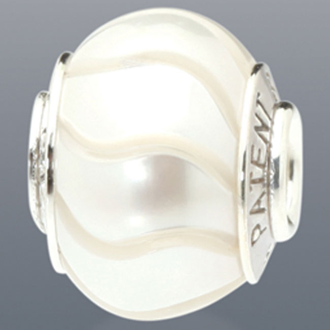 339096-Galatea White Levitation Pearl