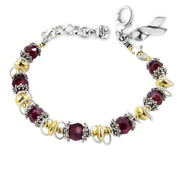 Myeloma Cancer Awareness Bracelet-179263