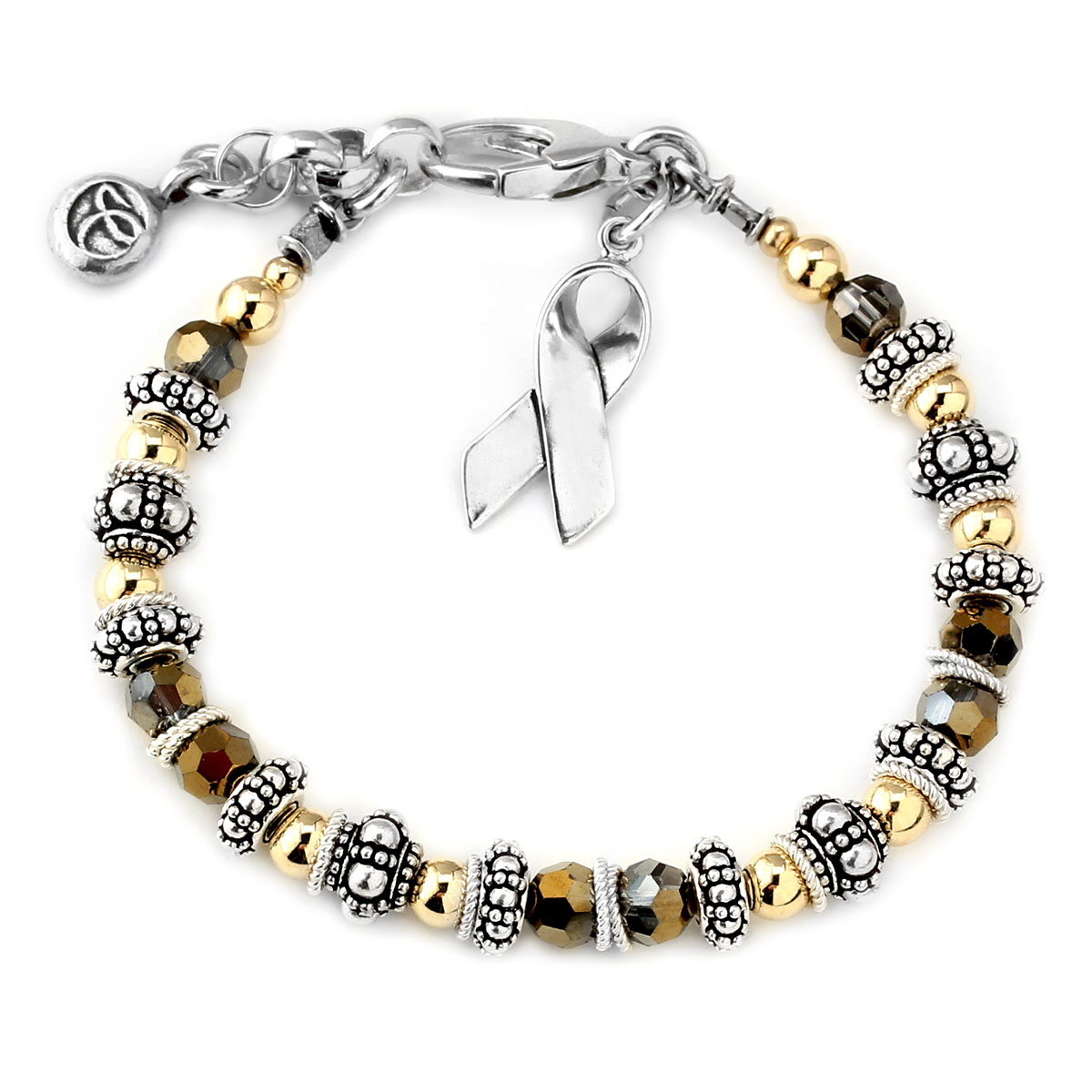 217057-Childhood Cancer - Spectacular Awareness Bracelet
