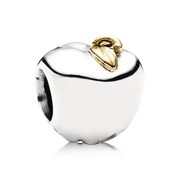 341624-PANDORA Apple Of My Eye with 14K Charm
