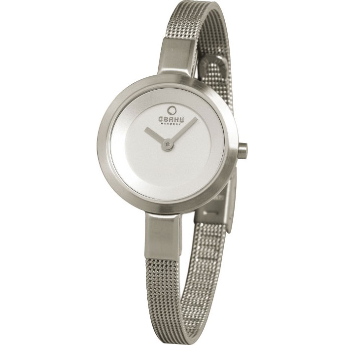 500-37-Obaku Women's Mesh Watch
