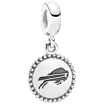 346544-PANDORA Buffalo Bills NFL Hanging Charm