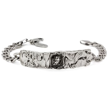 611-00097-Fatherhood ID Bracelet