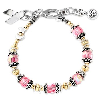 179324-Breast Cancer Awareness Bracelet