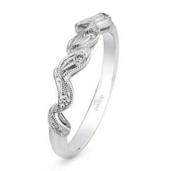 "348405-Parade ""Lyria"" Matching Diamond Band"