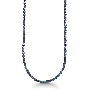 STORY by Kranz & Ziegler Blue Pearl Necklace-345836 RETIRED ONLY 1 LEFT!