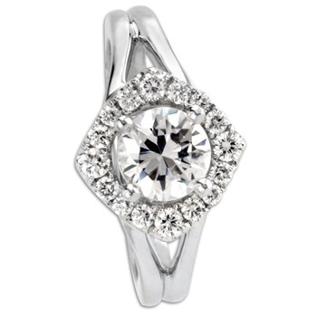Frederic Sage Bridal Ring-334695