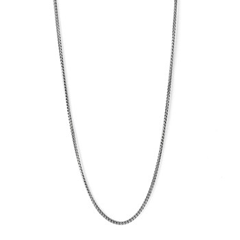 Curb Chain Necklace-348652