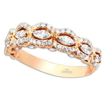 "Parade ""Hemera"" Matching Diamond Band-347697"