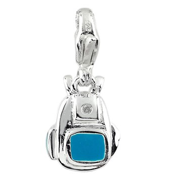 Backpack Charm with Diamond  2 LEFT!-332964