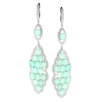 347216-Ocean Chalcedony Earrings