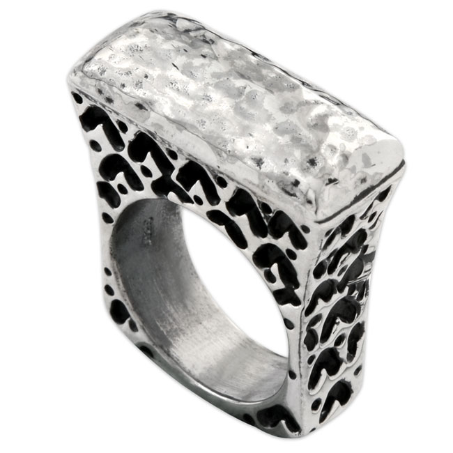 332715-Dian Malouf Sterling Silver Ring