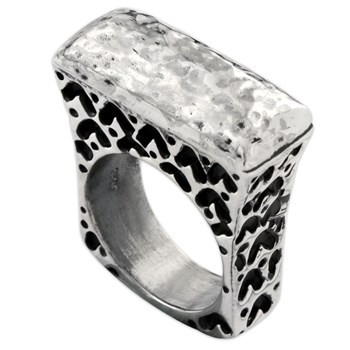 Dian Malouf Sterling Silver Ring-332715