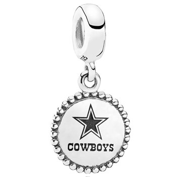 346549-PANDORA Dallas Cowboys NFL Hanging Charm