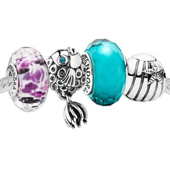 3235-PANDORA Under the Sea Set